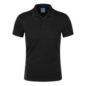 Best Custom Style Casual Plain Short Sleeve black Golf Men Polo T Shirts cotton Embroidered Polo Shirts Customized Logo wholesale