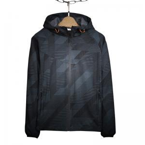 Best Waterproof 160gram Long Sleeve Sportswear For Man wholesale