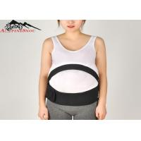 Best Breathable Pregnancy Support Belt , Pregnancy Belly Band Anti Bacterial wholesale