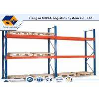 Best Corrosion Protection Pallet Warehouse Racking With Free Post Base Plate wholesale
