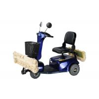 Buy cheap Flexible Electric Floor Sweeper / Industrial Wet Floor Cleaning Machines from wholesalers