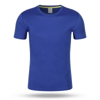 Best Custom logo Sport T shirt Fitness Gym Quick Dry Polyester  T Shirt Breathable Causal Outdoor Sportswear Shirts wholesale