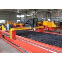 Quality Portable CNC Plasma Cutter Cutting Machines , Programmable Plasma Cutter Table Top Type wholesale