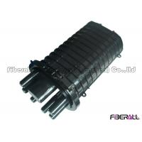 Best Dome Type Heat Shrinkable Fiber Optic Splice Closure For Aerial With Big Capacity wholesale