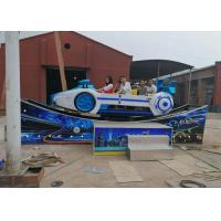 Best Sliding Model Pirate Ship Amusement Ride BV Certification With Landing Platform wholesale
