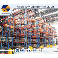 Best Powder Coating Heavy Duty Loading Capacity Pallet Racking With Wide Range wholesale