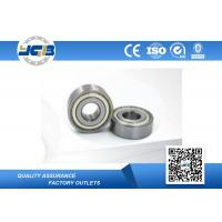Best Printing Machinery Inch Ball Bearing Double Shields Long Working Life wholesale