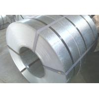 Quality Hot Dipped GI Coated Galvanized Steel Strip 0.25mm - 4mm Thickness With Regular Spangle wholesale