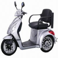 Best Three-wheel electric scooter with drum brake, specifically designed for old people's transport wholesale