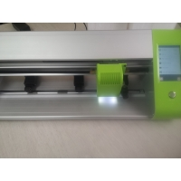 China Green Caps Automatic Contour Mini Art Craft Cutting Plotter With LCD Touch Screen for sale