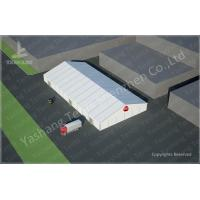Quality Durable Removable Outside Aluminum Storage Tent , Temporary  Tent 30X60 M Flame Retardant in Food Industry wholesale
