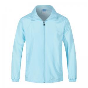 Best High Quality Zipper Sportswear Custom Logo  Long Sleeve wholesale