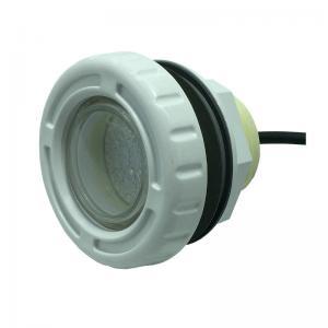 Best Multi Color Switch On Off Function 6W Fiberglass Pool Light wholesale