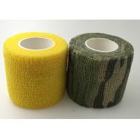 Elasticity Sports Bandage Tape 5cm Width Self Adjustment Non-Sticky To Skin for sale