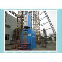 Best Custom Electric Hydraulic Industrial Elevator Lift With 350kg - 2700kg Capacity wholesale
