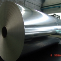 Coated FDA H18 100mm Industrial Aluminum Foil Rolls for sale