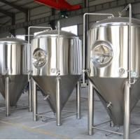 Best PLC Control Professional Brewing Equipment 1000L Home Beer Brewing System wholesale