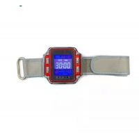 China Medical 650nm Laser Treatment Instrument Diabetic Wrist Watches Diode Protect Heart Brain for sale