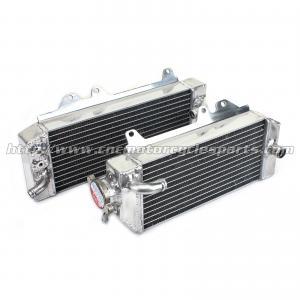 Buy cheap Professional Custom Motorcycle Radiator / High Performance Radiator For KAWASAKI KX250F parts from wholesalers