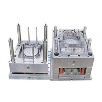 Best Custom LKM Mould Auto Parts Overmolding Tooling Plastic Injection Over Molding wholesale
