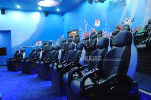 Best Sea World 5D Dynamic Cinema Amusement Park 12 Kinds Attractive Special Effects wholesale