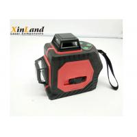 Best Horizontal Laser Level Machine / Vertical Cross 3D Laser Leveling Equipment wholesale