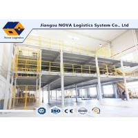 Best Customer size with professional design Multi Tier Heavy Duty Industrial Shelving wholesale