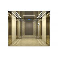 Quality 1.0m/s Speed Machine Room Less Elevator ESW630-CO Model Ultra-thin control cabinet wholesale
