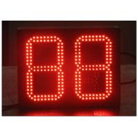 Buy cheap 2 Digit LED Count UP / LED Count Down Timer / Time and Temperature Display / from wholesalers