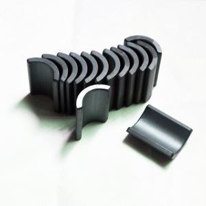 Best Permanent Sintered Hard Ferrite Arc Magnet for Starter Motor of Motorcycles wholesale