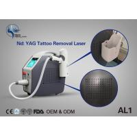 Best Best Effective Laser Tattoo Removal Equipment Q Switch Nd Yag Laser With Spot Size Adjustable wholesale