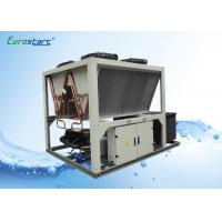 Best 5C R22 Screw Type Industrial Cooling Systems Chillers With Heat Recovery wholesale