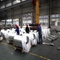 ISO9001 Plain 100mm Heavy Duty Aluminum Foil Roll for sale