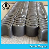 Best Industrial Ferrite Arc Magnet For PMSM Motor ROHS SGS ISO9001 Certification wholesale