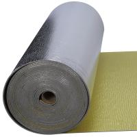 Cheap XPE / EPE Foil Backed Construction Heat Insulation Foam Resistant To Moisture for sale
