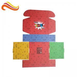 Best Custom Logo Printed  Paper Packaging  Cardboard Corrugated Box wholesale