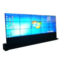 Best Floor Stand Multi Screen Display Wall , High Contrast Large Video Wall Displays wholesale