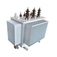 Best High Performance Low Loss Transformers , Oil Immersed 50 Kva Transformer 3 Phase wholesale