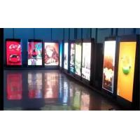 Best Commercial Indoor LED Advertising Screens , Space Saving Led Tiles Display wholesale