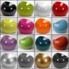 Best Apple Ball Fiberglass Arm Chair Glossy Designed By Eero Aarnio Short Round Stool wholesale