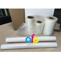 Best PET Polyester Roll Laminating Film SGS Approval Double Side Corona Treatment wholesale