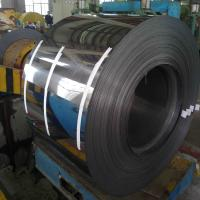 China SUS201 BA Mirror Stainless Steel Strip Roll , ASTM 304 430 201 316L Aisi Steel for sale