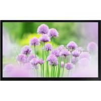 Best TFT Type 43 Inch CCTV LCD Monitor 360nits Viewing Angle For Security Surveillance wholesale