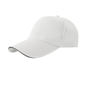 Best White Golf Sports ODM Custom Baseball Caps Fashionable wholesale