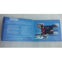4.3 Inch Landscape LCD Video Card , Personalized Video Greeting Cards for sale