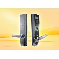 Buy cheap Multi Language Fingerprint Door Lock support ID card reader for optional from wholesalers