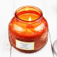 Best Carving Decorative Pattern Home Scented Candles Customized Fragrance wholesale