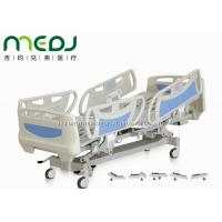 Best Hospital Intensive Care Bed Electric Multifunction MJSD04-06 440-760mm Height wholesale