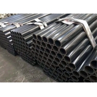 Best High Frequency 0.25mm Welding Black Steel Pipe For Water wholesale