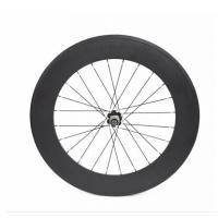 Best High quality factory price 700 carbon 88mm tubular wheelset 23mm width for road bicycle wholesale